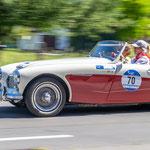 1960 - AUSTIN HEALEY 3000 MK 1 ROADSTER 3,0-Liter-Reihensechszylinder . 123 PS