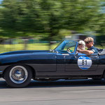 1963 JAGUAR E-TYPE OTS 3,8-Liter-Reihensechszylinder . 265 PS