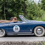 Porsche 356 Speedster 1500 S 1957