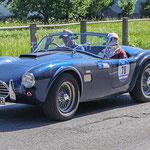 1963 - AC COBRA 289 LE MANS CABRIO 4,7-Liter-V8 . 357 PS