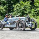 1937 - MG TA MIDGET SPECIAL K 3 1,2-Liter-Reihenvierzylinder . 80 PS
