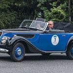 BMW 327 Cabriolet 1941