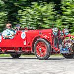 1934 -LAGONDA M 35R LE MANS  4,5-Liter-Reihensechszylinder . 200 PS