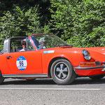 1968 - PORSCHE 911 S TARGA 2,0-Liter-Sechszylinder-Boxer . 110 PS