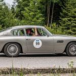 Aston Martin DB6 Vantage 1966