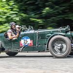 1935 - ASTON MARTIN MK II ULSTER SPECIAL  1,5-Liter-Reihenvierzylinder . 140 PS