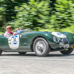1953 -JAGUAR C-TYPE 3,8-Liter-Reihensechszylinder . 285 PS