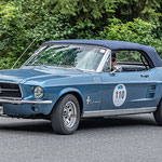Ford Mustang T5 1967