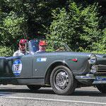 1963 - ALFA ROMEO 2600 SPIDER TOURING 2,6-Liter-Reihensechszylinder . 145 PS