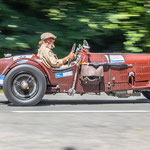 1938 - ALVIS 12-70/SPEED 20 2,5-Liter-Reihensechszylinder . 100 PS