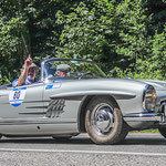 1957 MERCEDES-BENZ 300 SL CABRIO 3,0-Liter-Reihensechszylinder . 215 PS - Peter Kraus
