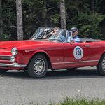 Alfa Romeo 2600 Spider 1963
