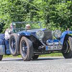 1932 - INVICTA TOURER S-TYPE 4,5-Liter-Reihensechszylinder . 110 PS