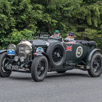 Bentley Le Mans 4 1/2 Litre 1929