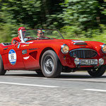 1959 - AUSTIN HEALEY 3000 MK 1 ROADSTER 3,0-Liter-Reihensechszylinder . 124 PS