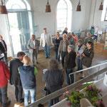 Die Bewertungskommission: Landfrau Ute Velten v.r.im Bild (Foto:DM)