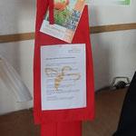 Die Schautafel der Landfrauen (Foto:DM)