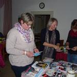 Bücherabend LandFrauen 6.11.2017 Foto:B.Negel-Täuber