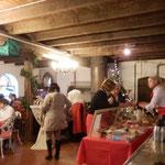 LandFrauencafé in der historischen Brennerei (Foto:D.Mathes)