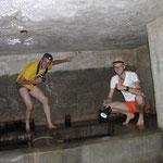 Tijdelijke grotbewoners