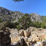 Ancient ruined city of Olympos. © Laura Tiemann