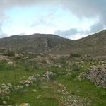 Habitat van Egeïsche landsalamanders (Lyciasalamandra helverseni)