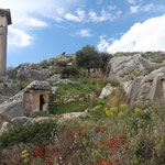 Necropolis of Xanthos. © Laura Tiemann