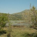 Wetland van Psili Ammos