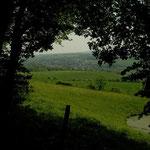 Typisch doorkijkje in Zuid-Limburg