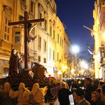 Good Friday procession in Valletta.