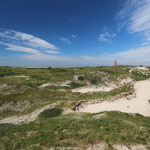 Splendid view on the dunes. © Laura Tiemann