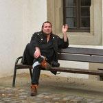 Andreas Gatte , der Manfred ...