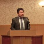 京都大学の木村教授による「今こそ発想の転換から生れた新しい技術を展開しよう」の講演