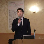 (株)ニコン・トリンブルの永野達也氏による講演