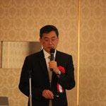 台湾国立中央大学の王教授による「台湾における橋梁の健全性の診断」の講演