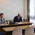 吉田副会長による事業報告