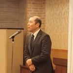 吉田副会長による中締め