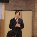 八戸工業大学の長谷川教授による「ネットワーク活動と橋梁の津波対策」の講演