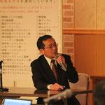 最初の発表は(株)ビービーエムの完塚正美取締役によるすべり型免震支承