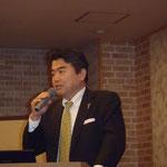 京都大学の木村教授による「ローテクとハイテクで土木に新たな世界を」の講演