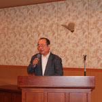 徳島大学名誉教授の望月氏による「せん断強度と支持力」の講演
