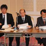 吉田副会長による事業の報告