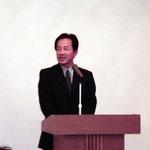 高知県議会議員の久保先生による「思いは実現する~リスクを恐れない~」の講演