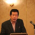 オイレス工業(株)の宇野氏による「免震・制震構造による既設橋の耐震補強」の講演