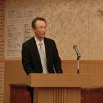 (株)横河技術情報の長崎氏による「鋼道路橋の部分係数設計法」の講演