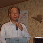 SERID研究会の岡本氏による「土構造物の耐震解析技術と耐震工法」の講演