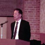 東京ファブリック工業(株)の吉野氏による「桁接着とコンパクト支承」の講演