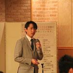 3番目の発表は日本基礎技術(株)の岡田課長による超多点注入工法による地盤改良