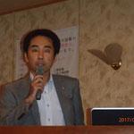 (株)第一コンサルタンツの松本氏による「熊本地震発災後の対応と避難所運営」の講演