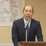 吉田副会長による「閉会の挨拶」